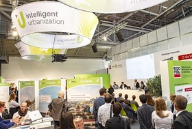 Intelligent Urbanization Forum_Messe München