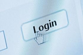 Internet-Button Login
