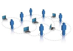 Internetnutzer Grafik