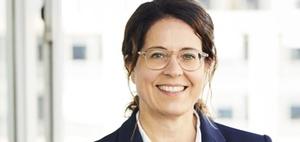 In eigener Sache: Iris Jachertz ist neue DW-Chefredakteurin
