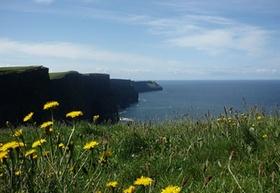 Irland_Landschaft_Klippen