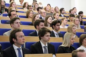 ISM-Fachkonferenz zur Industrie 4.0 Studenten
