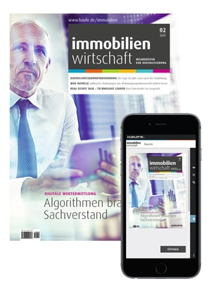 Immobilienwirtschaft 02/2020 | Immobilienwirtschaft: Magazin für Management, Recht, Praxis