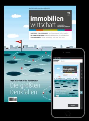 Immobilienwirtschaft 2/2021 | Immobilienwirtschaft: Magazin für Management, Recht, Praxis