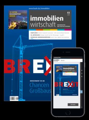 Immobilienwirtschaft 03/2020 | Immobilienwirtschaft: Magazin für Management, Recht, Praxis