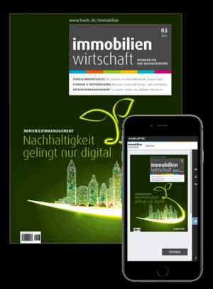 Immobilienwirtschaft 3/2021 | Immobilienwirtschaft: Magazin für Management, Recht, Praxis