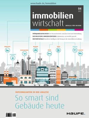 Immobilienwirtschaft 4/2017 | Immobilienwirtschaft: Magazin für Management, Recht, Praxis