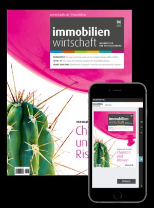 Immobilienwirtschaft 06/2020 | Immobilienwirtschaft: Magazin für Management, Recht, Praxis