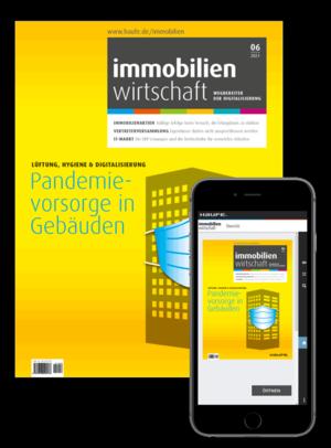 Immobilienwirtschaft 6/2021 | Immobilienwirtschaft: Magazin für Management, Recht, Praxis