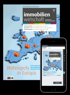 Immobilienwirtschaft 9/2021 | Immobilienwirtschaft: Magazin für Management, Recht, Praxis