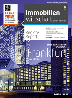 IW-Sonderheft Region Report Frankfurt