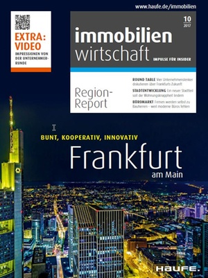IW-Sonderheft Region Report Frankfurt 2017