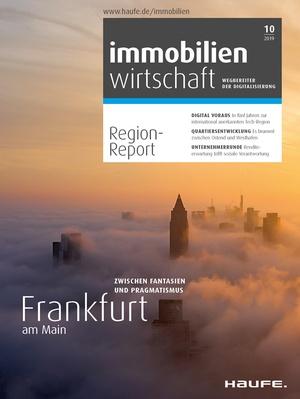 Regionreport Frankfurt Oktober 2019