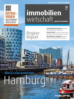IW-Sonderheft Region Report Hamburg 2017