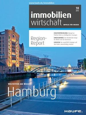 Immobilienwirtschaft: RegionReport Hamburg 2015