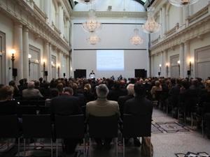 Termin für die Wohnungswirtschaft: Jahreskonferenz in Berlin