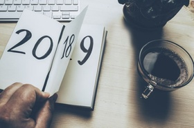 Jahreswechsel 2018 2019