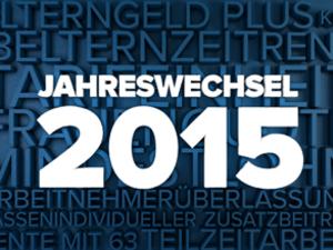 Neue Umzugskostenpauschalen 2015