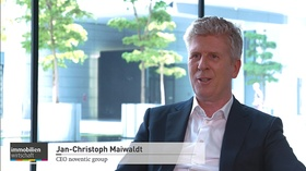 Jan-Christoph Maiwaldt, CEO Noventis Group