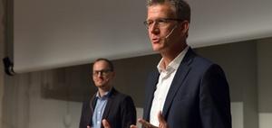 Transformation im CFO-Bereich funktioniert nur im Dialog