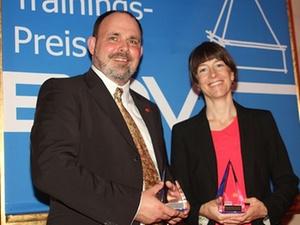 Internationaler Deutscher Trainings-Preis 2012 verliehen