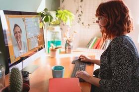 Jobinterview virtuell