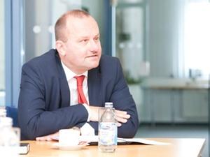 Interview mit Jörg Busse: Ein starkes Team