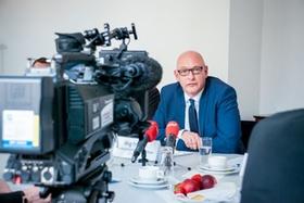 Jörg Franzen, Vorstand Gesobau