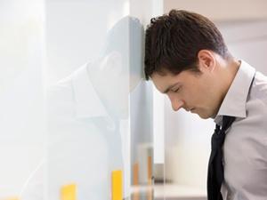Psychische Belastung am Arbeitsplatz: Stress nimmt zu