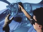 Virtuelle Realitaet, Ingenieur beim Automobilentwurf