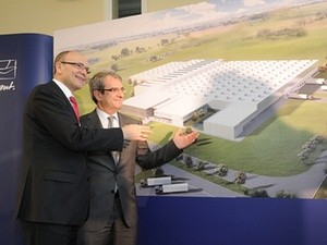 Nestlé baut in Schwerin neue Kaffee-Kapsel-Fabrik