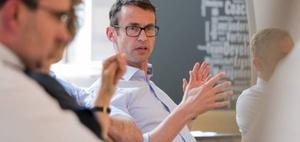 Human Works Talks: Veranstaltungsreihe von Mercer-Promerit