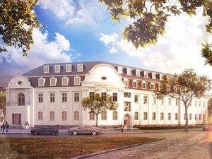 Kaiserliches Postamt in Berlin-Zehlendorf mit neuem Mieter