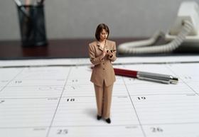 Kalender Montage