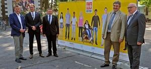 Dortmunder Wohnungsunternehmen starten Kampagne für mehr Toleranz