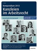 Kanzleien im Arbeitsrecht 2013