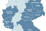 Karte_Bundesländer mit Immobilienbesitz Adler Real Estate