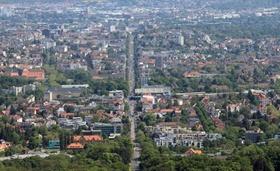 Kassel Stadtansicht