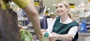 Arbeitslosengeld: Barauszahlung im Supermarkt