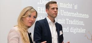 Digitale Transformatin der Planung bei Siemens