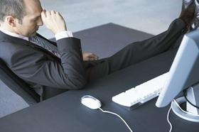 Kein Stress im Topmanagement