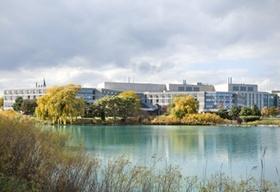 Kellogg Business School Northwestern University Campus Evanston