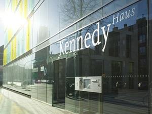 5.000 Quadratmeter Bürofläche im Kennedy Haus vermietet
