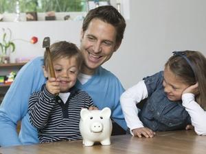 Kindergeldbescheinigung für nachrangig Berechtigten