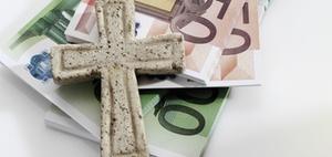 Besonderes Kirchgeld in glaubensverschiedener Ehe in Sachsen