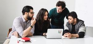 Flüchtlinge an Hochschulen und in akademischen Berufen