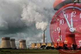 Klima CO2 Rauch Schornsteine 5 vor 12