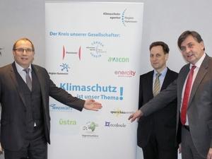 Spar- und Bauverein wird neuer Partner der Klimaschutzagentur