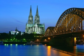 Köln Stadtbild