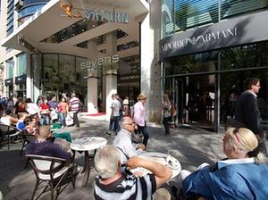 Einzelhandelsmieten steigen in Düsseldorf am deutlichsten